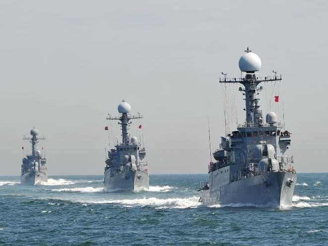 South Korea Is Giving The Philippine Navy A Free Ship As Tensions Rise With China