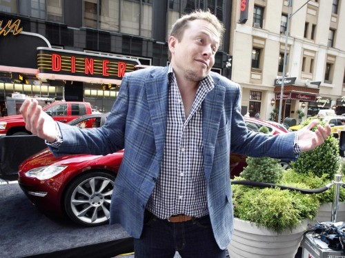 A Lot Of People Think Elon Musk Is Already Greater Than Steve Jobs Ever Was