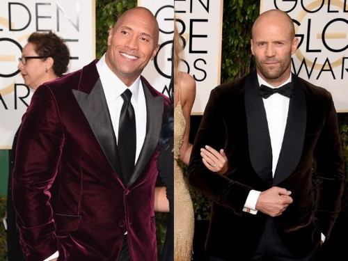 These are the two worst men's style trends we saw on the Golden Globes' red carpet