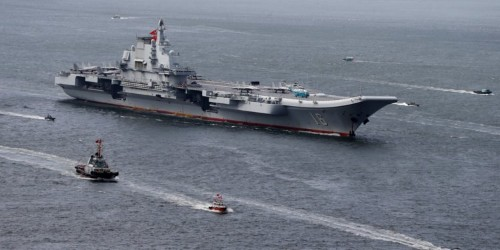 China is building a powerful navy to take on the US in the Pacific — Here's what their arsenal looks like
