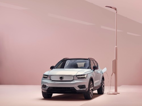 Volvo announced its first electric car: the Volvo XC40 Recharge - Business Insider
