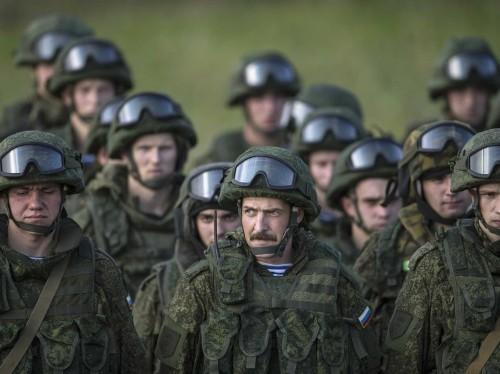 The Secret Dead Of Russia's Undeclared War