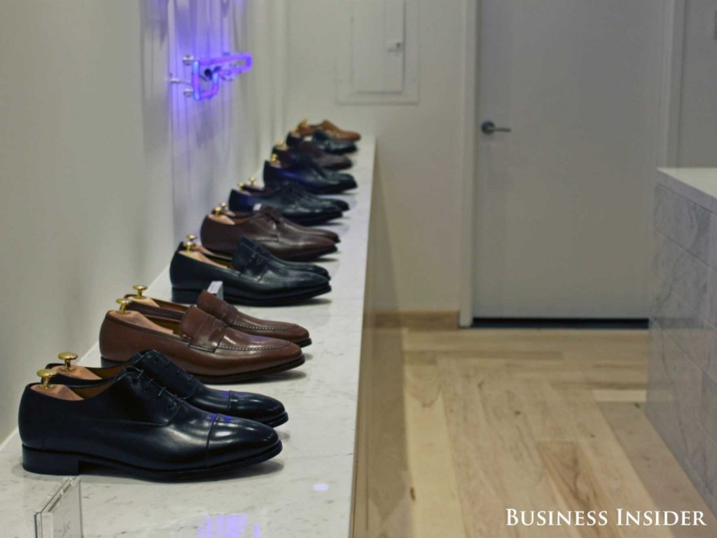 Clothes/Shoes - Magazine cover