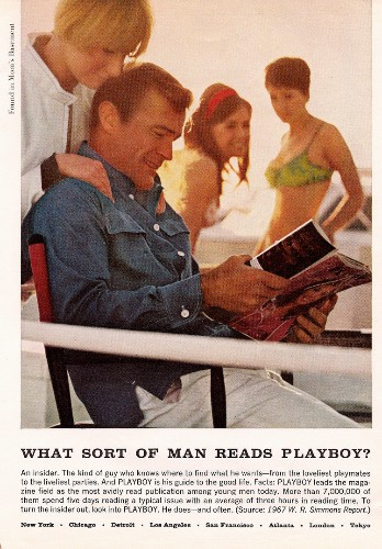 Here's How Playboy Pitched Itself To Advertisers In The 1960s