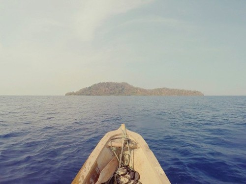 I spent 10 nights alone on a deserted island — here's how I survived
