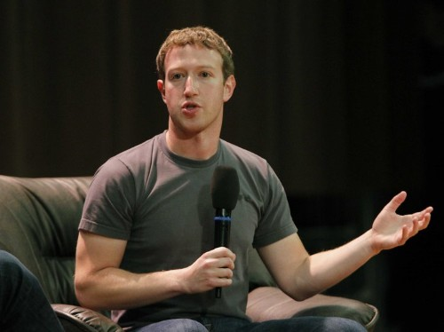 Zuckerberg: My Plan To Bring The Internet To Poor Countries Could Save Children's Lives