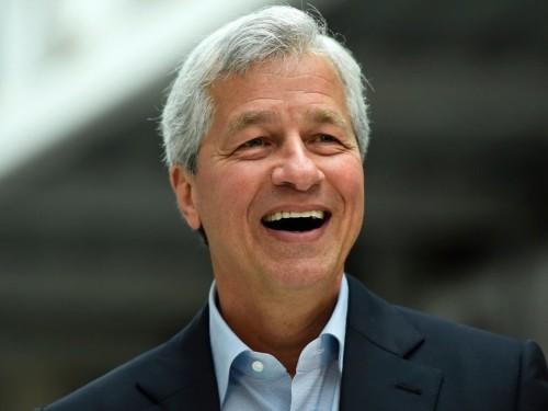Apple, JPMorgan CEOs say companies must serve more than shareholders
