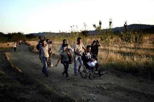 EU must defend migrants' 'dignity' say leaders ahead of talks