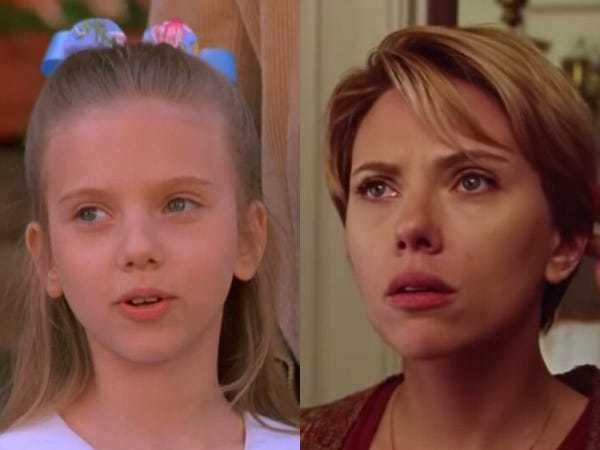 THEN AND NOW: This year's Golden Globe nominees in their earliest roles - Business Insider