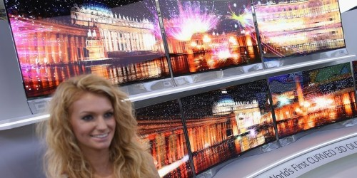 Samsung partnered with French designers to create the most beautiful TV we've ever seen