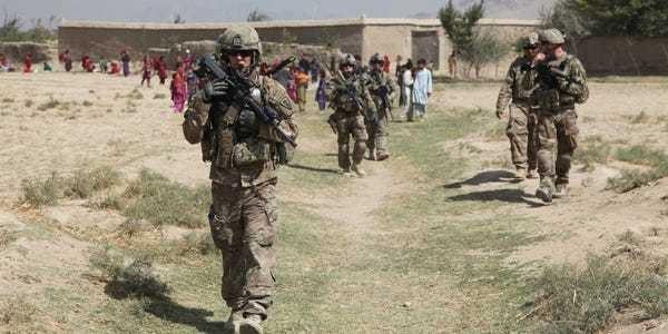 US spent $133 billion building up Afghanistan, pushing 'idiotic' plan - Business Insider