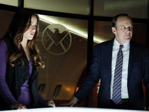 The First Episode Of Avengers Spinoff 'Agents Of Shield' Received Huge Standing Ovation From Fans