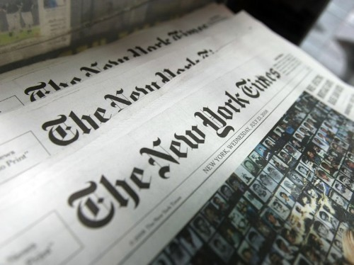 Russian hackers are thought to have targeted New York Times reporters
