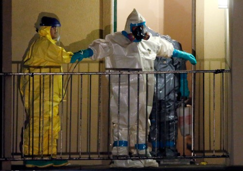 Here's What We Know About How Ebola Spreads