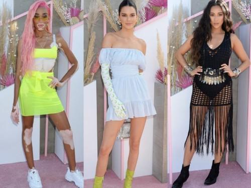 The wildest looks celebrities have worn to Coachella 2019 so far