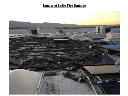 PHOTOS: Walmart roof damage tied to Tesla solar panels in lawsuit