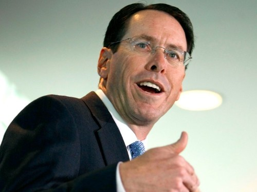 AT&T is buying Time Warner for $85 billion