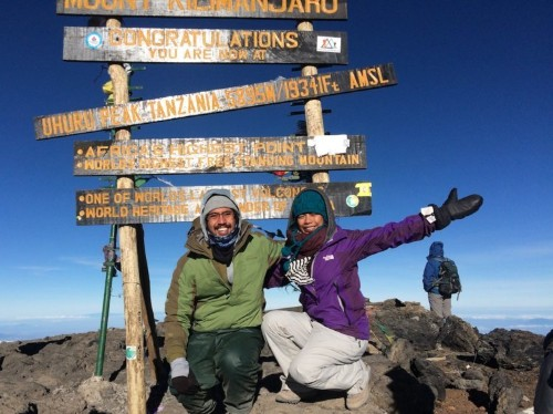This couple turned their honeymoon into a 15-month trip around the world, on $100 a day