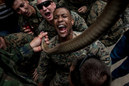 These are the most incredible photos of the US Marines in 2018