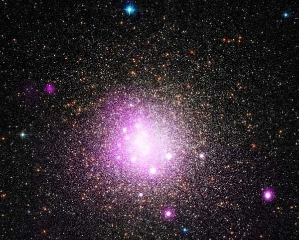 Water on white dwarf raises prospects of H2O-rich planets - Business Insider
