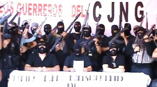 Crystal meth 'superpower': An upstart cartel is climbing to the top of Mexico's narco underworld