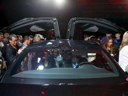 Tesla goes wild after earnings