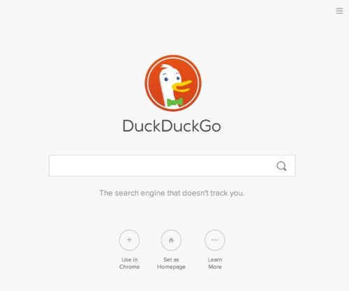 DuckDuckGo, The Search Engine That Doesn't Track You Like Google Does, Just Got A Lot Better