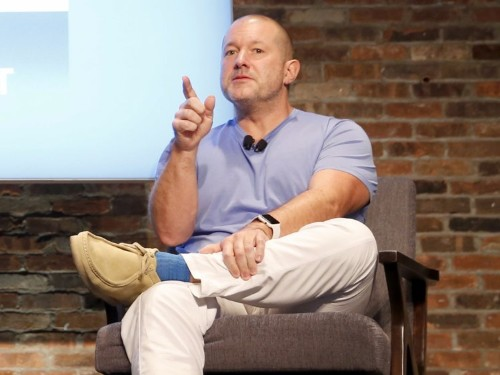 Apple's head of design says some people 'misuse' iPhones — and it reveals a growing problem for Apple