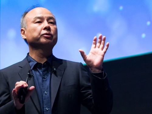 SoftBank Chairman and CEO: AI advancement is worth working with Saudis