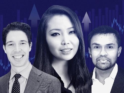 Meet this year's Rising Stars of Wall Street
