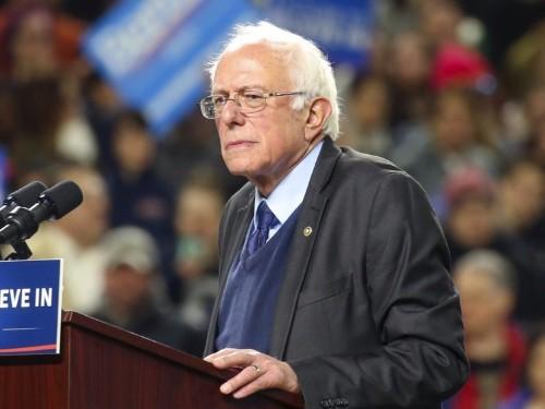 KRUGMAN: Bernie Sanders 'is becoming a Bernie Bro'