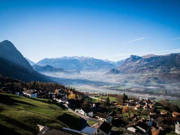 11 astounding facts about Liechtenstein, the tiny country with almost no national debt - Business Insider