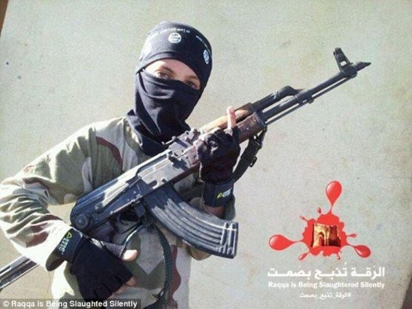 Child soldiers are a cornerstone of ISIS's strategy