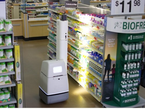 Walmart reveals why it has robots roaming the aisles in 50 of its stores
