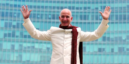 Jeff Bezos is worth over $100 billion — here's how the world's richest man makes and spends his money