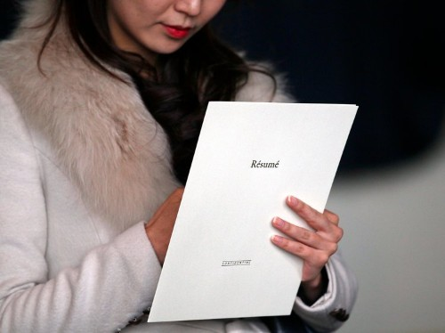 Resumes are overrated for startup hiring