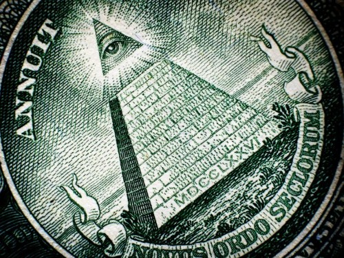 15% of registered voters say they believe the Illuminati exists