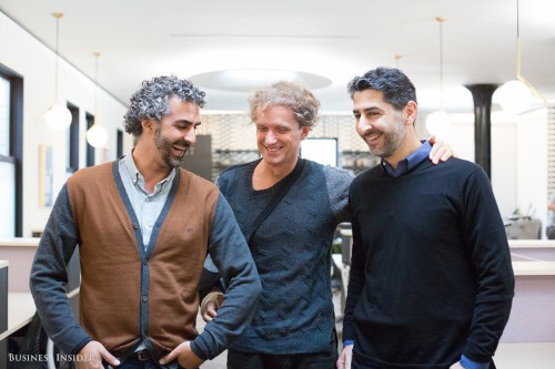 A legendary Silicon Valley designer just launched the anti-WeWork coworking space — take a look