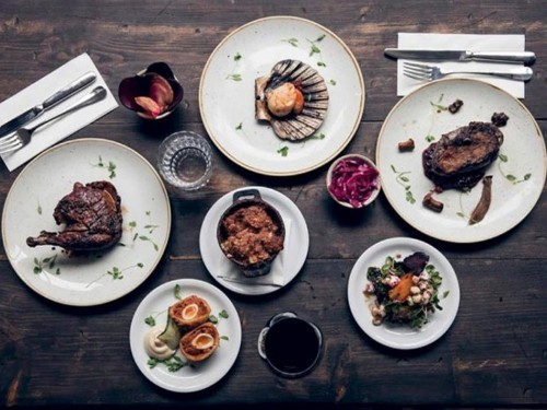 The 12 hottest restaurants in London right now