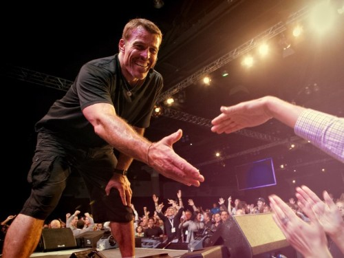 Tony Robbins' best tip for overcoming the fear of failure is backed by science