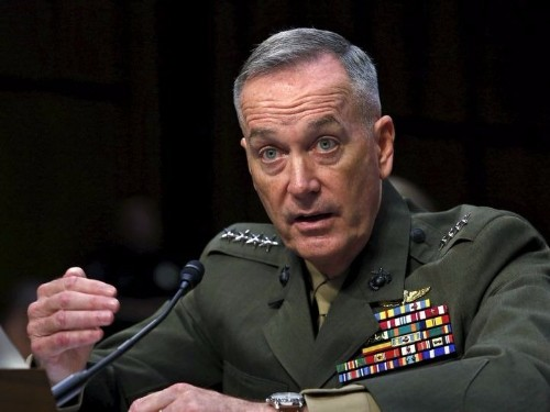 America's top general doesn't think we are ready to defeat ISIS