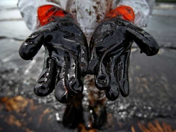 This is what's really wrong with oil - Business Insider