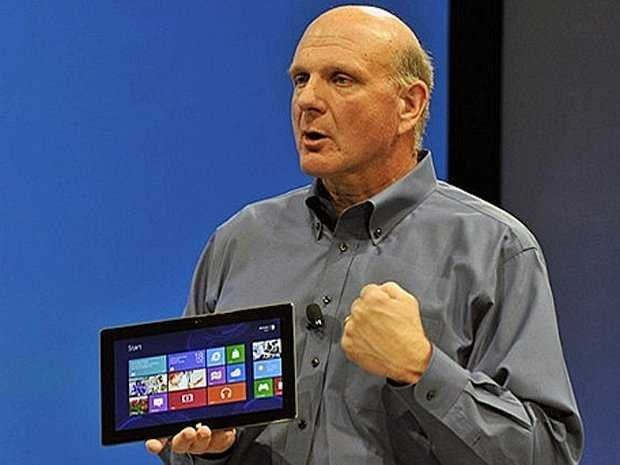 Microsoft Only Generated $853 Million In Revenue From Its Surface Tablet Last Year — Apple Did $25 Billion In The Same Time Frame