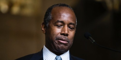 Ben Carson ridicules transgender people, shocking HUD staff: WaPo