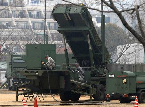 Japan lawmakers want first strike options as North Korea's missile threat grows - Business Insider