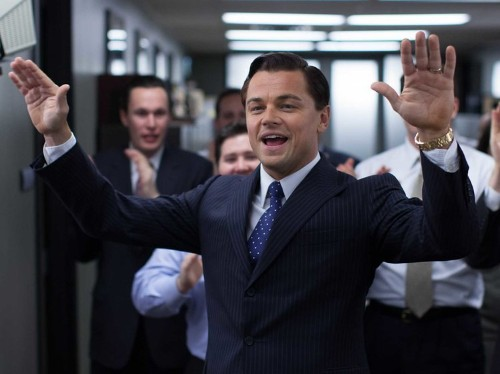 Leonardo DiCaprio Wins Best Actor For 'The Wolf Of Wall Street' In A Comedy/Musical