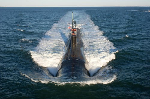 The US Navy is hoping its new nuclear submarine will be the stealthiest ever
