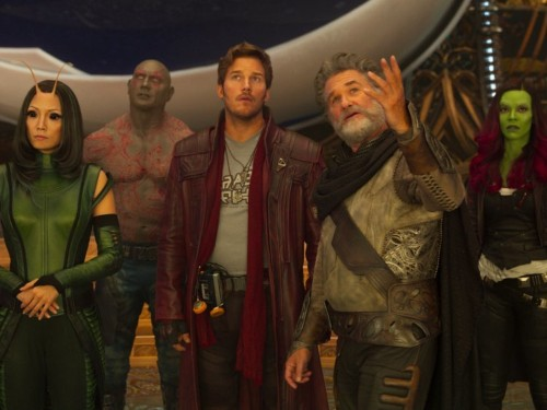 'Guardians of the Galaxy Vol. 2' dominates the box office with a $145 million opening