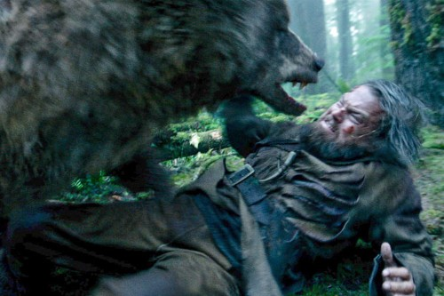 How that infamous bear-attack scene in 'The Revenant' was made, and other secrets of the movie revealed