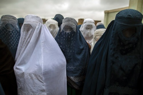 Remarkable Photos Provide A Glimmer Of Hope For Afghanistan